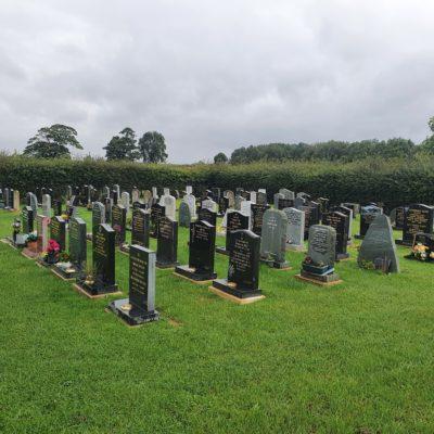 Prestwick Cemetery Graves 3