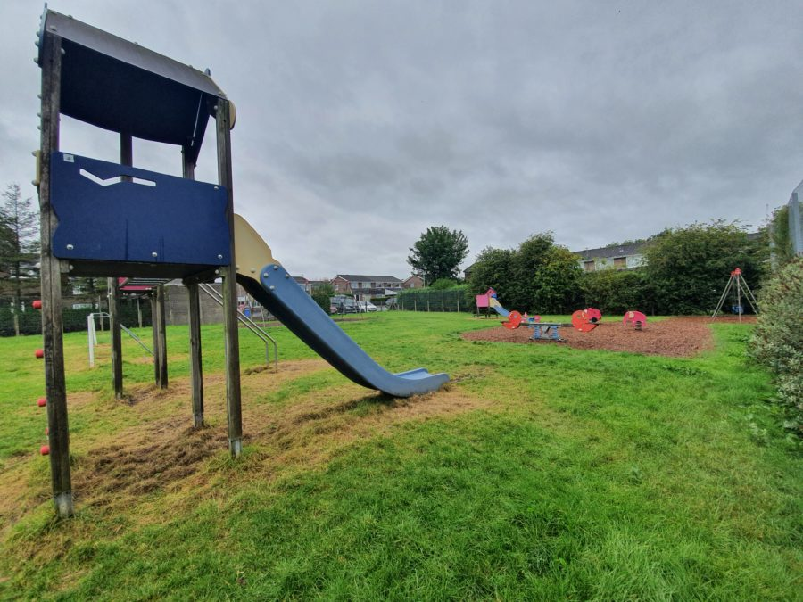 Twizell Place Play Area 2