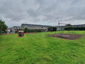 Twizell Place Play Area