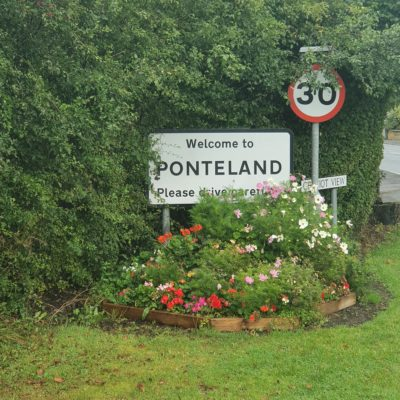 Welcome To Ponteland