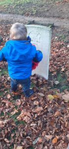 Theo At War Grave Photo