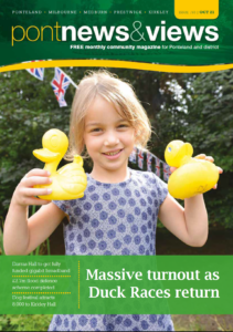 Pont News & Views Oct 2021 Issue 193 Front Cover